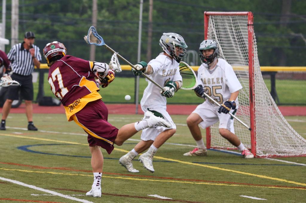 Avon Grove Lacrosse vs Bishop Shanahan