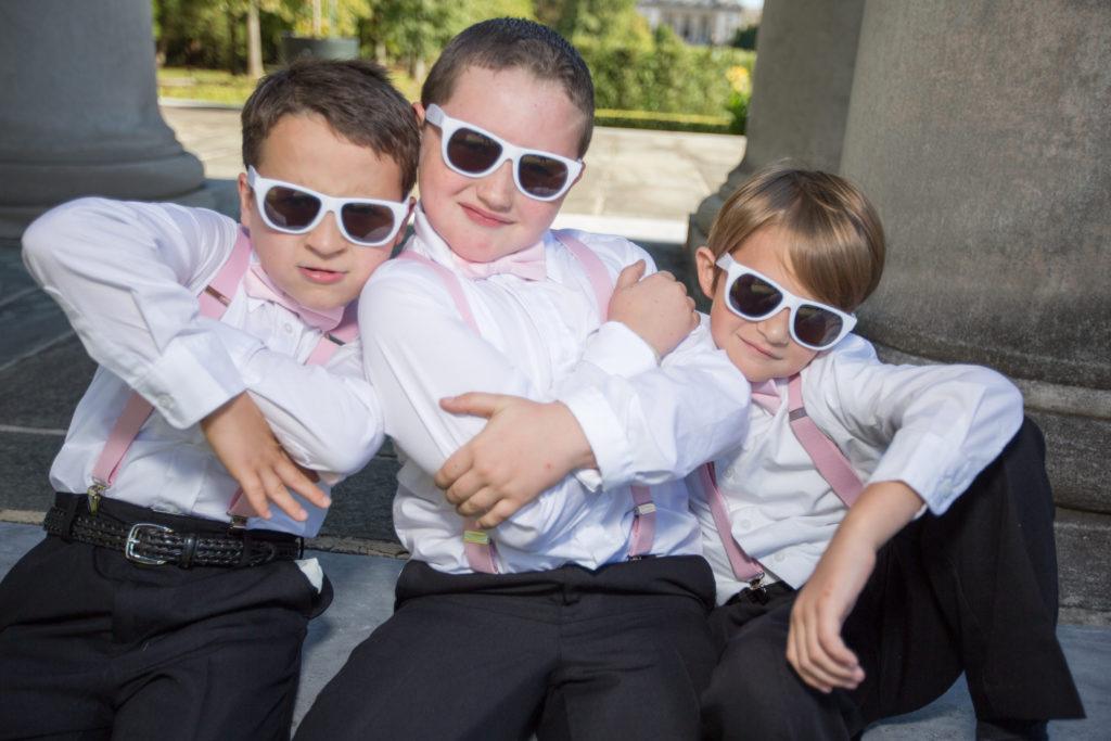 AI DuPont wedding groomsman boys funny